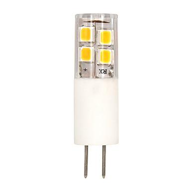 3W 200 lm G4 أضواء LED Bi Pin T 19 الأضواء SMD 2835 أبيض دافئ أبيض كول AC/DC 12