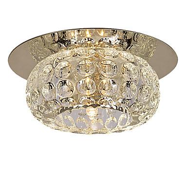 LightMyself™ Sıva Altı Monteli Ortam Işığı - Kristal, Mini Tarzı, 110-120V / 220-240V Ampul Dahil / G4 / 20-30㎡