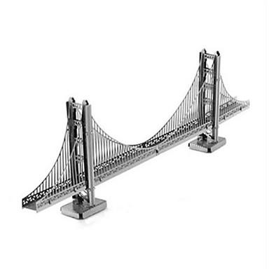 Legpuzzels 3D-puzzels Metalen puzzels Bouw blokken DHZ-speelgoed Nieuwigheid Aluminium