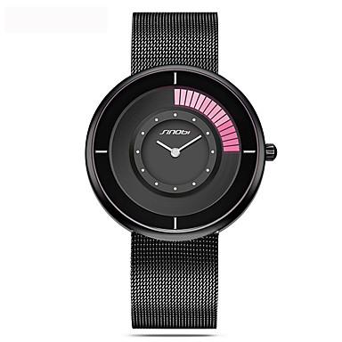 Herrn Quartz Armbanduhr Sportuhr Chinesisch Wasserdicht Edelstahl Band Charme Luxus Kreativ Freizeit Einzigartige kreative Uhr Kleideruhr