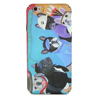 Caz pentru Apple iPhone 7 plus / 7 acoperă modelul spate acoperă caz cântec desen animat greu pc iphone 6s plus / 6 plus / 6s / 6
