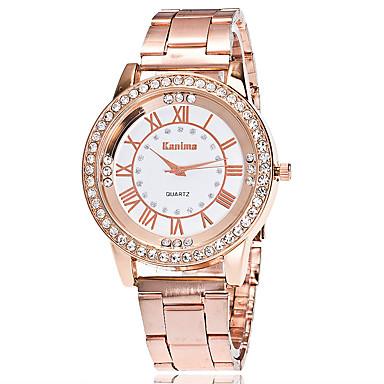 Pentru femei Ceas Elegant  Ceas La Modă Ceas de Mână Unic Creative ceas Ceas Casual Simulat Diamant Ceas Chineză Quartz imitație de