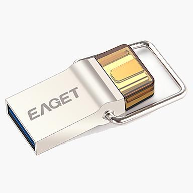 مزدحم Cu10 32G OTG USB 3.0 نوع ج صدمة أقراص مقاومة يو القرص