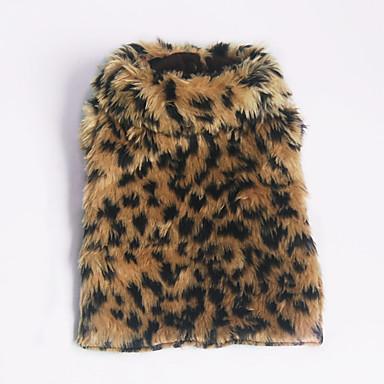 Câine Pulovere Îmbrăcăminte Câini Casul/Zilnic Leopard Leopard Costume Pentru animale de companie