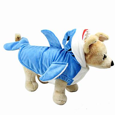 Hund Kostüme Hundekleidung Halloween Karton Blau Kostüm Für Haustiere