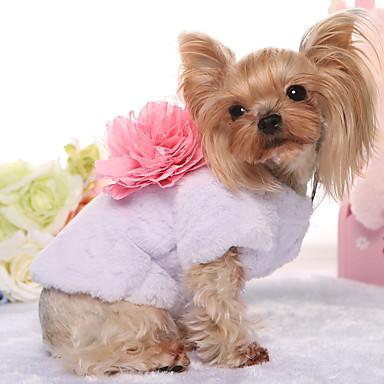 Hond Sweatshirt Hondenkleding Houd Warm Stripprint