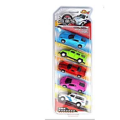 Spielzeug-Autos Fahrzeuge aus Druckguss Spielzeuge Motorräder Polizeiauto Spielzeuge Rechteckig Pferd Metalllegierung Eisen Stücke Unisex