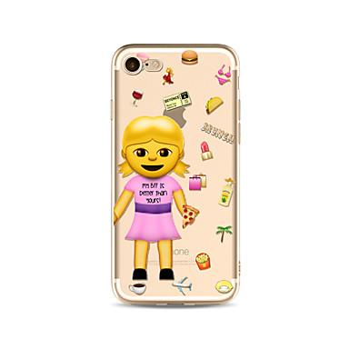غطاء من أجل iPhone 7 iPhone 7 Plus iPhone 6s Plus أيفون 6بلس iPhone 6s ايفون 6 iPhone 5c iPhone 4s/4 أيفون 5 Apple iPhone X iPhone X