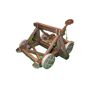 Speelgoedauto's 3D-puzzels Legpuzzel Papierkunst Speeltjes Strijdwagen 3D DHZ Inrichting artikelen Simulatie Unisex Stuks