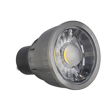 5W 550 lm GU10 LED-spotlampen 1 leds COB Decoratief Warm wit Koel wit AC85-265