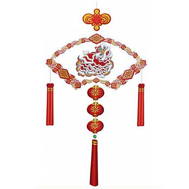 قطع تركيب3D أشغال الورق أسد 3D اصنع بنفسك كلاسيكي استايل صيني كل العصور