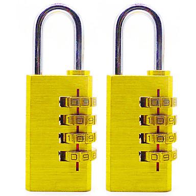 RST-055 كلمة السر قفل نحاس فتح كلمة المرورforدرج مربع الأدوات حقيبة سفر الجمنازيوم حقائب السفر