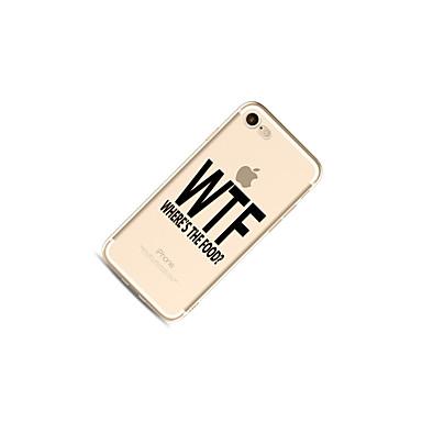 iPhone Per 8 Morbido Plus 06057067 famose per Fantasia retro 8 Plus Per iPhone Frasi iPhone iPhone 8 Apple X iPhone X disegno Transparente Custodia TPU 4xqBXAB