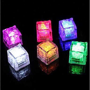 Diamant Eis würfelförmigen LED-Licht (12-pack)
