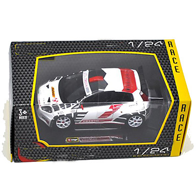 Spielzeug-Autos Spielzeuge Modellauto Motorräder Rennauto Spielzeuge Einrichtungsartikel Musik & Licht Rechteckig Metalllegierung Eisen