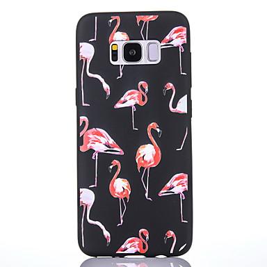غطاء من أجل Samsung Galaxy S8 Plus S8 مثلج نموذج غطاء خلفي البشروس طائر مائي ناعم TPU إلى S8 S8 Plus