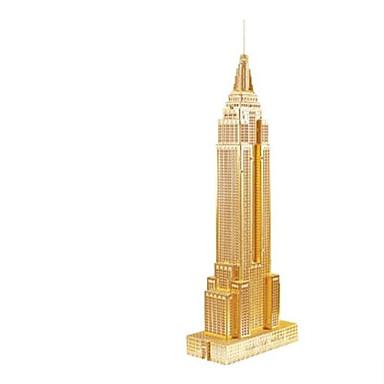 قطع تركيب3D تركيب تركيب معدني مجموعات البناء بناء مشهور معمارية مبني المقاطعة الملكية 3D اصنع بنفسك ألمنيوم معدن كلاسيكي للبالغين للجنسين