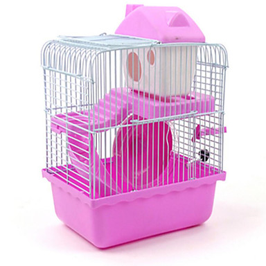 hamster pu leer draagbare multi-functionele waterdichte duurzame bedden