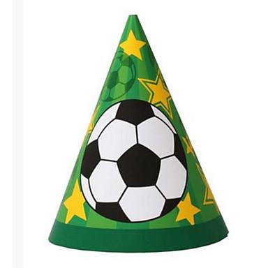 قطع تركيب3D كرات لعبة كرة القدم أشغال الورق مربع كرة القدم 3D اصنع بنفسك ورق صلب كلاسيكي للجنسين هدية