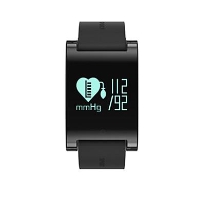 Heren Modieus horloge Digitaal Rubber Band Zwart