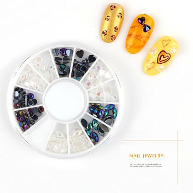Nail Art decorare stras Perle machiaj cosmetice Nail Art Design