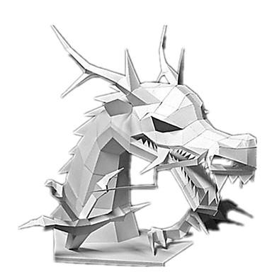 3D-puzzels Bouwplaat Papierkunst Modelbouwsets DHZ Klassiek Chinese stijl Unisex Geschenk