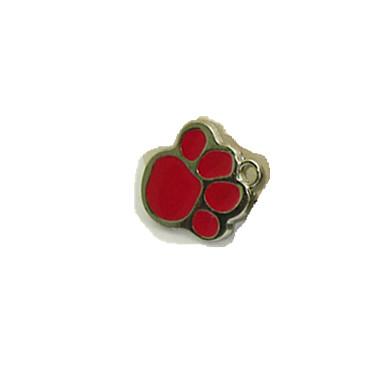 Hond Stropdas/Vlinderdas Hondenkleding Casual/Dagelijks Stripprint Rood Zwart