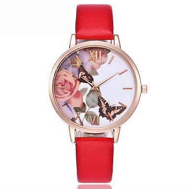 Damen Kinder Kleideruhr Modeuhr Armbanduhr Armband-Uhr Einzigartige kreative Uhr Armbanduhren für den Alltag Chinesisch Quartz