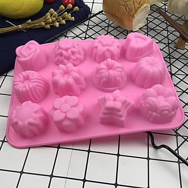 Kuchenformen Neuheit Rechteck Für Kochutensilien Für Kuchen Knospung Heimwerken