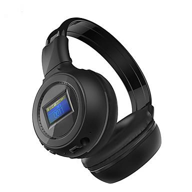 Cwxuan® modieuze premium bluetooth koptelefoon headset met microfoon oproep fm tf slot