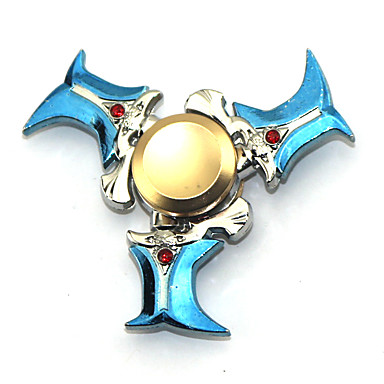 Fidget Spinner Inspiriert von WOW Son Goku Anime Cosplay Accessoires Aleación