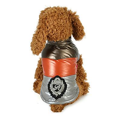 كلب المعاطف ملابس الكلاب كاجوال/يومي بريطاني رمادي أزرق كوستيوم للحيوانات الأليفة
