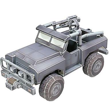 3D - Puzzle Papiermodel Spielzeuge Quadratisch Heimwerken Hartkartonpapier keine Angaben Stücke