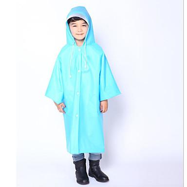Haină de ploaie Nylon Toate Tot SezonulImpermeabil Fără miros Rezistent la Vânt Pliabil Rezistent la Apă Reflexiv Bandă reflectorizantă