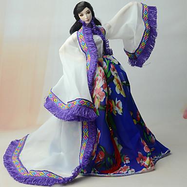 Kleider & Röcke Kleid Für Barbie-Puppe Mantel Kleid Für Mädchen Puppe Spielzeug