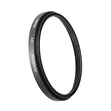 Andoer 52mm uv cpl fld filtru circular filtru circular filtru polarizator filtru fluorescent cu sac pentru nikon canon pentax sony dslr