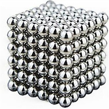 Magnetspielsachen Stücke MM Magnetspielsachen Executive-Spielzeug Puzzle-Würfel Für Geschenk