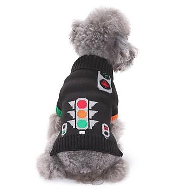 Câine Costume Crăciun Îmbrăcăminte Câini Crăciun Cosplay Desene Animate Costume Pentru animale de companie