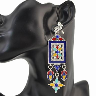 Pentru femei Cercei PicăturăDesign Basic Design Unic Stil Atârnat Geometric Prietenie Euramerican Turcă Gotic film Bijuterii bijuterii de