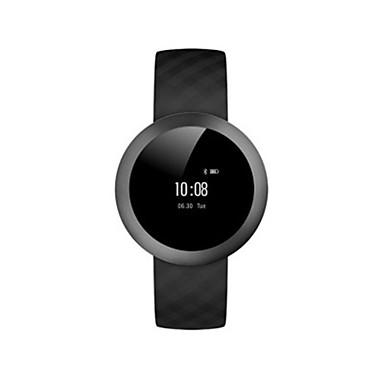 Herrn Smart Uhr digital Silikon Band Schwarz Weiß Braun