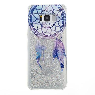 غطاء من أجل Samsung Galaxy S8 Plus S8 سائل متدفق غطاء خلفي ملاحق الأحلام ناعم TPU إلى S8 S8 Plus S7 edge S7 S6 edge S6 S5