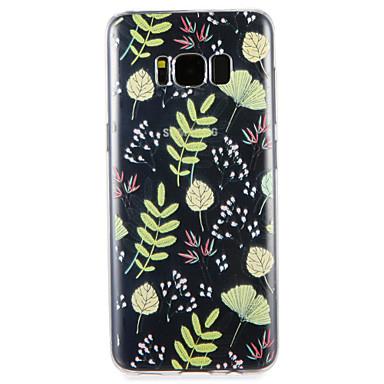 Hülle Für Samsung Galaxy S8 Plus S8 Muster Rückseitenabdeckung Baum Weich TPU für S8 Plus S8 S7