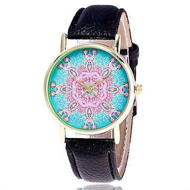Bărbați Ceas Elegant Ceas La Modă Ceas de Mână Unic Creative ceas Ceas Casual Simulat Diamant Ceas Chineză Quartz PU BandăCharm Casual