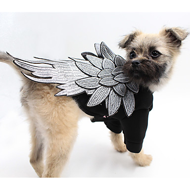 Câine Costume Îmbrăcăminte Câini Cosplay Englezesc Negru