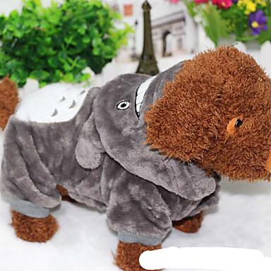 Kat Hond kostuums Hondenkleding Casual/Dagelijks Cartoon Kostuum Voor huisdieren