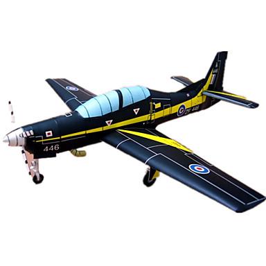 3D - Puzzle Papiermodelle Flugzeug Kämpfer 3D Heimwerken Simulation Klassisch 6 Jahre alt und höher