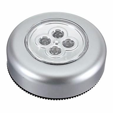 Ziqiao 4 condus masina acasa cordless stick robinet dulap tactil lumina lampă alimentate de urgență tactil lumina de lumină de lectură