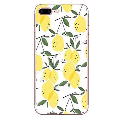 Fall für Apfel iphone 7 7 plus Fallabdeckung Fruchtmuster hd gemaltes tpu materielles weiches Falltelefonkasten für iphone 6s 6 plus