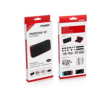 DOBE TNS-874 Kit de Accesorii Pentru Nintendo comutator,ABS Kit de Accesorii #