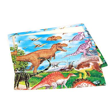 تركيب تركيب خشبي ألعاب تربوية ديناصور كرتون فاكهة خشب أنيمي كرتون للجنسين هدية